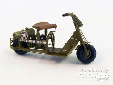 U.S. scooter-airborne · PM 351 ·  plusmodel · 1:35