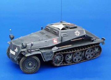 Sd.Kfz 252 Munitionswagen für Tamiya Bausatz · PM 35107 ·  plusmodel · 1:35