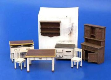 Küchenmöbel · PM 35109 ·  plusmodel · 1:35