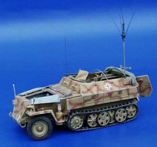 Sd.Kfz 250/3 Umbausatz für Tamiya Bausatz · PM 35119 ·  plusmodel · 1:35