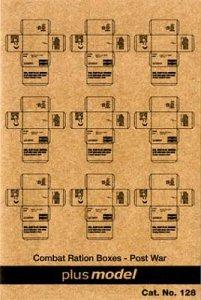 U.S. Kartons Nachkriegszeit · PM 35128 ·  plusmodel · 1:35