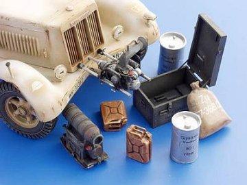 Starteinheit für schwere Fahrzeuge (Germany, WWII) · PM 35159 ·  plusmodel · 1:35