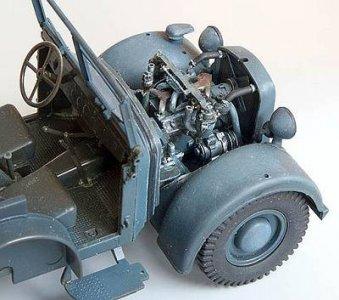 Horch Kfz.15 Motoren Set · PM 35177 ·  plusmodel · 1:35