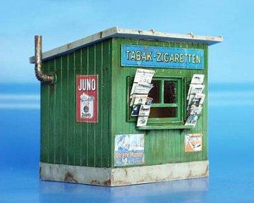 Zigaretten Kiosk · PM 35180 ·  plusmodel · 1:35