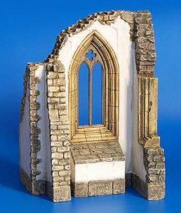 Gotisches Kathedralen Fenster · PM 35182 ·  plusmodel · 1:35