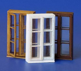 Fenster Set II (3 Fenster) · PM 35184 ·  plusmodel · 1:35