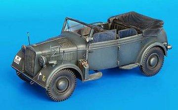 Kfz.11 Cabrio für Italeri/Tamiya Bausatz · PM 35186 ·  plusmodel · 1:35