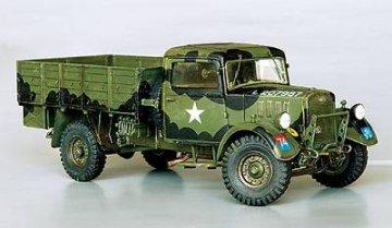 Britischer Lastwagen 1,5 t WOT 3D · PM 35198 ·  plusmodel · 1:35