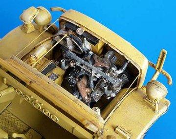 Horch 1a - Motor für Italeri Bausatz · PM 35201 ·  plusmodel · 1:35