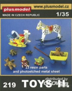 Spielzeug II · PM 35219 ·  plusmodel · 1:35