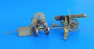 Maschinengewehr Maxim · PM 35228 ·  plusmodel · 1:35