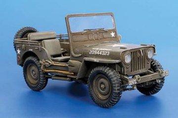 M38 Jeep · PM 35242 ·  plusmodel · 1:35