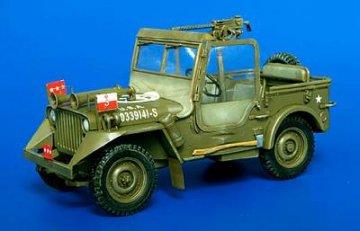 Patton´s Jeep für Tamiya Bausatz · PM 35243 ·  plusmodel · 1:35