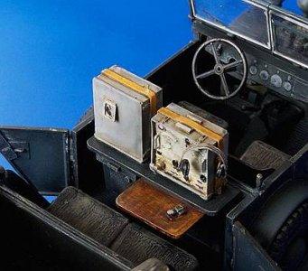 Funkwagen Kfz. 15 für Tamiya Bausatz · PM 35251 ·  plusmodel · 1:35