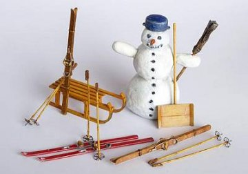 Winter set · PM 35255 ·  plusmodel · 1:35