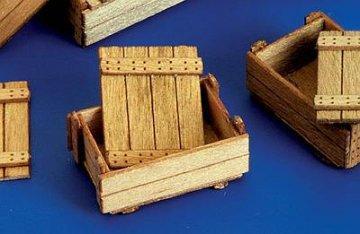 Holzkisten I · PM 35260 ·  plusmodel · 1:35