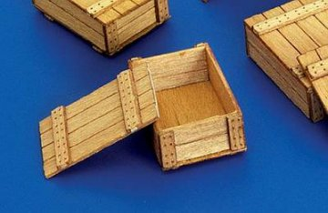 Holzkisten II · PM 35261 ·  plusmodel · 1:35