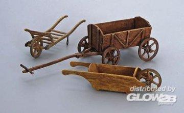 Landwirtschafts-Set · PM 35289 ·  plusmodel · 1:35