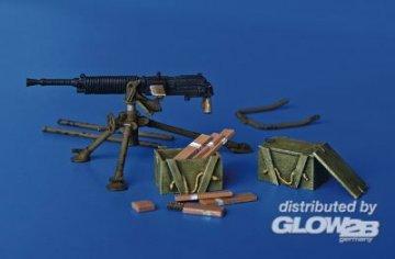schweres jap. Maschinengewehr Typ 92 · PM 35296 ·  plusmodel · 1:35