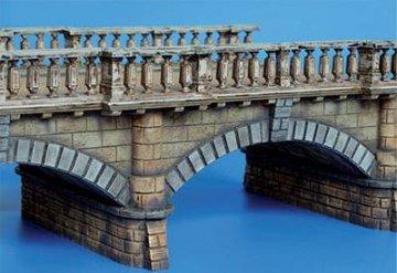Straßenbrücke · PM 35303 ·  plusmodel · 1:35
