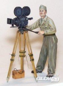 U.S. Kameramann · PM 35307 ·  plusmodel · 1:35