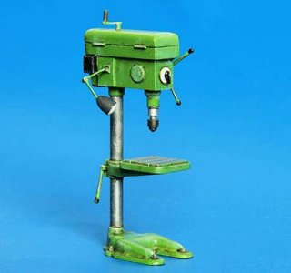 Bohrmaschine · PM 35337 ·  plusmodel · 1:35