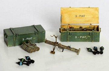 P.I.A.T. · PM 35341 ·  plusmodel · 1:35