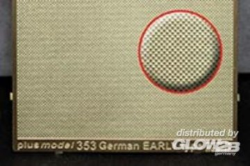 Engraved plate - German Early · PM 35353 ·  plusmodel · 1:35