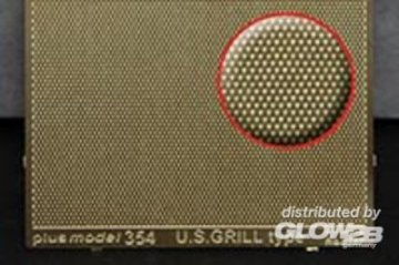 Engraved plate - U.S. Grill · PM 35354 ·  plusmodel · 1:35