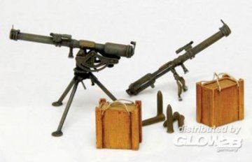 M-18 57 mm Recoinless Rifle · PM 35357 ·  plusmodel · 1:35