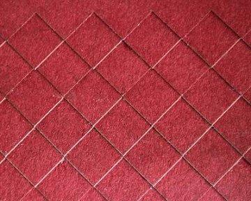 Dacheindeckung - rot · PM 35363 ·  plusmodel · 1:35