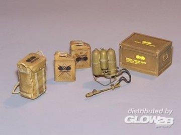U.S. Flammenwerfer M2-2 · PM 35375 ·  plusmodel · 1:35
