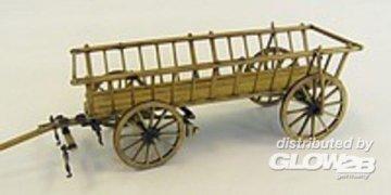 Hay wagon · PM 385 ·  plusmodel · 1:35