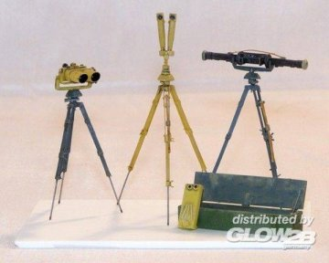 German field optical equip · PM 388 ·  plusmodel · 1:35