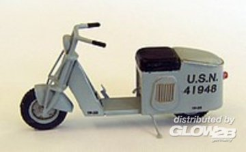 US scooter solo · PM 4012 ·  plusmodel · 1:48