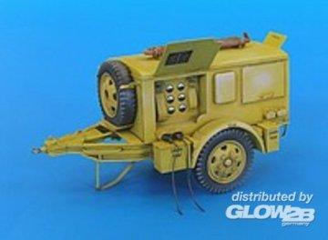 German heavy generator · PM 4014 ·  plusmodel · 1:48