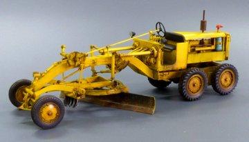 U.S. Motor Grader · PM 4031 ·  plusmodel · 1:48