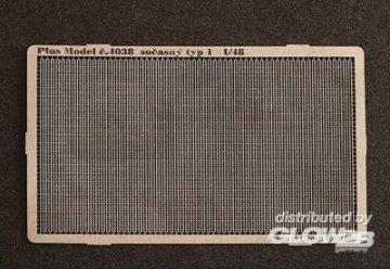 Stacheldraht Modern Typ I · PM 4038 ·  plusmodel · 1:48