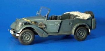 Tatra 57K · PM 4040 ·  plusmodel · 1:48