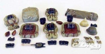 British rucksack WW I · PM 4046 ·  plusmodel · 1:48