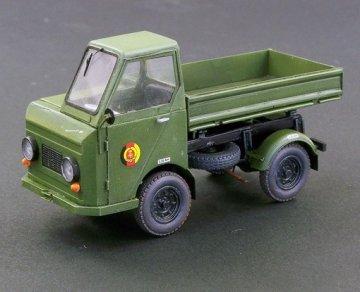 Multicar M-22 · PM 4048 ·  plusmodel · 1:48