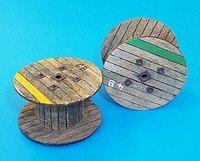 Cable reels - big · PM 4050 ·  plusmodel · 1:48