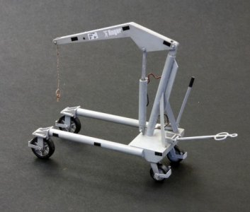 Crane Ruger H-3D · PM 4055 ·  plusmodel · 1:48