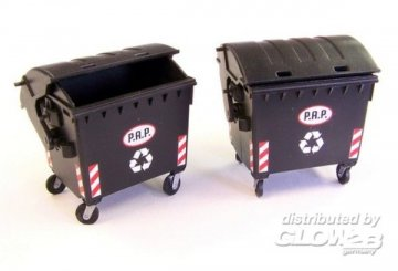 Waste container · PM 433 ·  plusmodel · 1:35