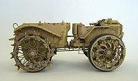 Artillery Tractor Pavesi P4 · PM 449 ·  plusmodel · 1:35