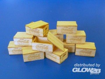 US wooden boxes for bottles · PM 450 ·  plusmodel · 1:35