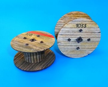 Cable reels-small · PM 455 ·  plusmodel · 1:35