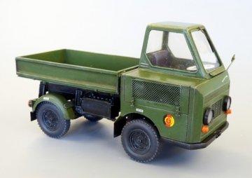 Multicar M-22 · PM 458 ·  plusmodel · 1:35