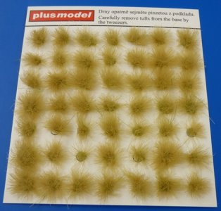 Tufts of grass-dry · PM 472 ·  plusmodel · 1:35