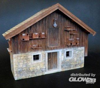 Farmhouse · PM 487 ·  plusmodel · 1:35